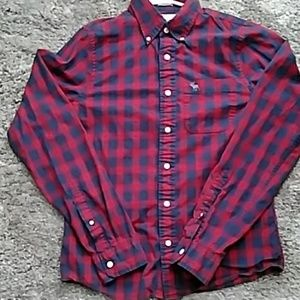*3 for $10*Abercrombie & Fitch Long Sleeve Shirt
